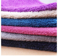 Wholesale Microfiber car cleaning towel car Wash cloth car cleaning cloth good helper for your car