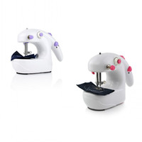 Wholesale 2016 Hottest Sale Mini Portable Desktop Battery Operated Sewing Machine toy2011