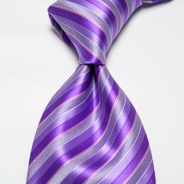 neckties purple men's ties wedding ties striped ties dress tie wholesale ties shirt ties neck tie