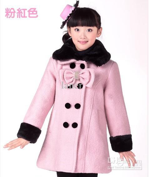 Girls Winter Dress Coats - Sm Coats