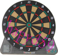 Wholesale electronic dart target electronic dart board scorer game LED dart new