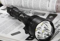 3* T6 cree led big lumen - Big Promotion Trustfire T6 Flashlight Mode Lumen CREE XM L T6 LED Flashlight High Power