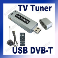 Wholesale Digital USB DVB T HDTV TV Tuner Recorder amp Receiver Mhz