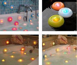 Wholesale Hot Colors LED Light Bathtub light bath pool light changing color spa light Box Packing
