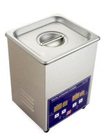 Wholesale Jewerly Ultrasound Cleaner ultrasonic cleaner with digital timer amp heater digital L day dispatch