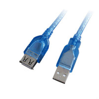 Wholesale New FT M USB A to A Male Female Extension Cable