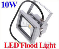 Wholesale 85 V W Warm White LED Flood Light Landscape Lighting Waterproof Floodlight LED Street Lamp