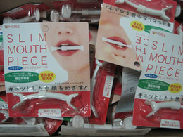 Wholesale Free S H slim mouth piece Beauty Oval Shape Face Spring Slim Mouth Exercise Piece