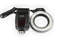 Wholesale 10PCS LED Video Lights JY Macro Led Ring Flash Cool Light unit for Canon XTi XT Nikon Pentax