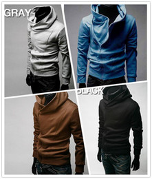 Wholesale South Korea Men s Stylish Designed Thickening hoodie jacket coat sweatshirt Colors