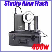 Wholesale Pro w Studio Ring Flash Strobe lamp wedding Lighting