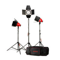 Wholesale NEW w x3 Continuous Redhead Light w Stand Carry case Kit Set