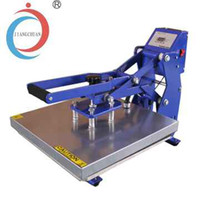 Wholesale T SHIRTS Printing Press Machine Heat Transfer Machine Heat Sublimation Transfer Equipment