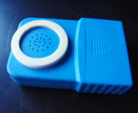Wholesale Portable Hand held Fun Voice Changer Disguiser for Telephone Mobile Phone Televoicer Transferring