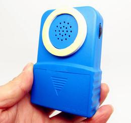 De Mano Cambiador De Voz Portátil, Teléfono Móvil, Teléfono Inalámbrico Divertido Voz Disguiser Televoicer
