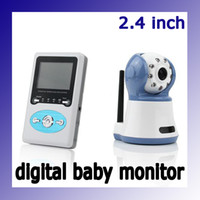 Wholesale Ghz Two way Speak Night Vision Digital Wireless Baby Monitor W386D1 Drop Shipping