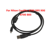 Wholesale Camera USB Cable For Nikon CoolPix New Mbps D2F01