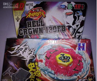 Wholesale HOT SALE NEW D BEYBLADE METAL FUSION FIGHT STARTER SETS