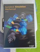 Wholesale Autodesk Simulation Mechanical for Windows English full version bit amp bit DVD box