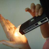 Wholesale 60X X Illuminated Microscope Magnifying Glass loupe