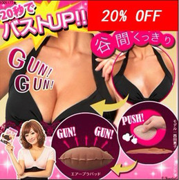 Wholesale Magic Bra Pad Inflatable Bra Bigger Chest Big Bra Cup Hot Sale Up Up Up New Style