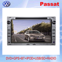 Wholesale New quot Car DVD for VW GOLF Golf POLO PASSAT CC JETTA TIGUAN TOURAN SHARAN SCIROCCO with gps