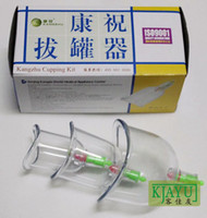 Wholesale Vacuum Cupping Apparatus per set cupping therapy Curved cup joint cup kzh