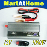 Wholesale NEW W v DC to v AC Car Power Inverter with V USB Charger CF