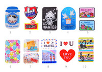 Wholesale Computer Stickers Mobile Phone Paste Colorful Universal Anti skid Paste