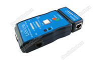 Wholesale LAN Network Cable Tester and USB Cable Tester RJ45 Cat5 Low PriceAuto Mode and Manual Mode