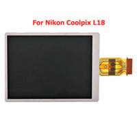 Wholesale 3 quot LCD Screen Display For Nikon Camera Coolpix L18 D2P02