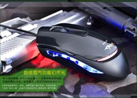 2400 Wired 6D Best selling E-3LUE Cobra Falcon by professional gaming mouse USB game computer mouse