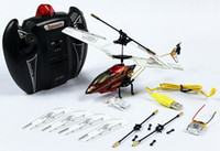 Wholesale 3 ch PHANTOM Mini RC Helicopter Parts Metal remote control helicopter radio control rc toys