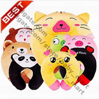 U-Shape baby pillow infant - Embroidery Children neck support pillow n toys kids neck Guard rug infant pillows baby plush toy