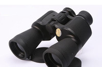 Cheap Free of charge high-power binoculars military binoculars night vision low light Beige Shi 20x50