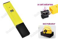 0,0-14,0 Medidores de PH pH digitales Tester Pen para la piscina del acuario de agua Adeal # 1072