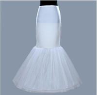 Wholesale Full refund guarantee High quality Mermaid Wedding bridal dresses Hoop Underskirt Petticoat C181