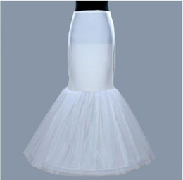 Wholesale Full refund guarantee High quality Mermaid Wedding bridal dresses Hoop Underskirt Petticoat C181