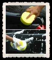 Wholesale 10PCS Car cleaning sponge for mix colors cm Washing towel Multipurpose clean sponge