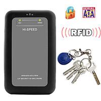 Wholesale RFID Security Inch SATA HDD Enclosure