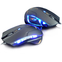 Wholesale Best selling Phantom mad snake gaming mouse PK IE3 professional gaming mouse cheap GM05 R LED