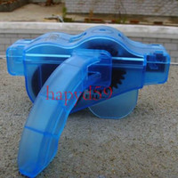 Wholesale free ship new device cleaning chain tool mountain bike bicycle chain cleaner washing chain cartridge