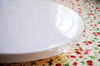 ECO Friendly cake icing - Cake Icing Decorating Table Turntable Heavy Duty cm