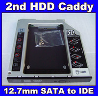 Wholesale 2nd HDD Hard disk drive caddy for Acer Aspire G G