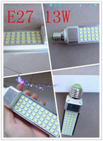 Wholesale quality goods spotlight W E27 LED SMD light led V bright white G24 B22 E14 G23