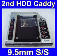 Wholesale NEW nd HARD DISK DRIVE HDD Caddy Bay For Sony Vaio VGN SR VPCZ Series