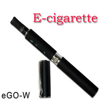 Wholesale EGO W electronic cigarette E cig mm diameter mm length MAH battery