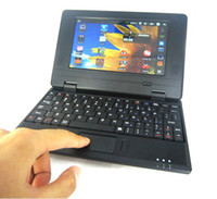 7 inch Digital TFT Screen netbook PC Wifi Android 2. 2 VIA865...