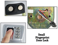 Cheap safe guard brand new password fingerprint door lock mechanical key exquisite convinient lock 10 pcs