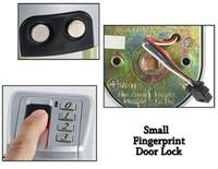 Cheap safe guard brand new password fingerprint door lock mechanical key exquisite convinient lock 10 pcs
